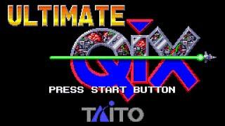 Ultimate Qix / Volfied - Mode A (Sega Genesis)