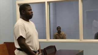 Hearing for three men charged with murder