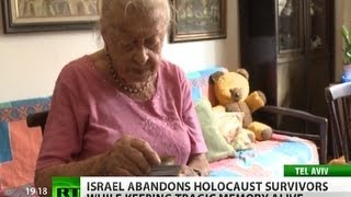Video Israel abandons Holocaust survivors while keeping tragic memory alive download MP3, 3GP, MP4, WEBM, AVI, FLV Juli 2018