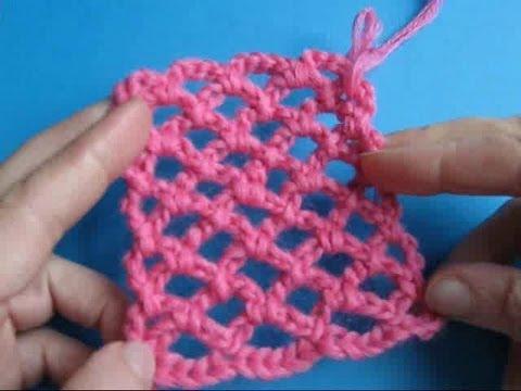 Вязание крючком - Урок 26.