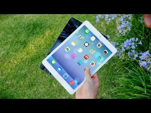 iPad Air 2 Dummy Appears On Video