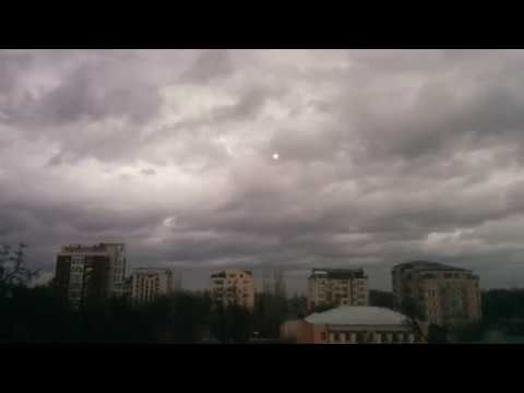 Clouds Timelapse 60 FPS