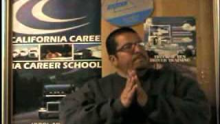Trucking School Graduate - Joseph Cabral - Anaheim Ca