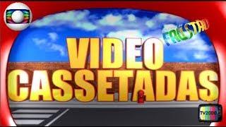 Domingão do Faustão: Vídeo Cassetadas (10/04/16)