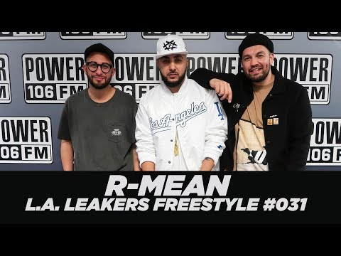R-Mean Freestyle With The L.A. Leakers | #Freestyle031