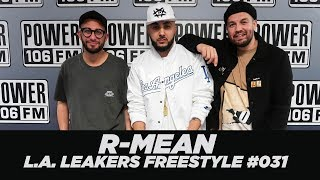 R-Mean Freestyle With The L.A. Leakers | #Freestyle31