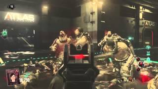 ExoZombies: Easter Egg SOLO Tutorial Live! #3 Mark 25? (HD - German - PS4)