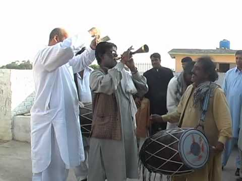 Pothwari Wedding Dhol And Tootni