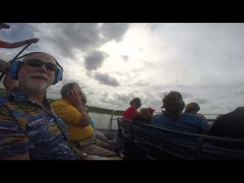 Lone Cabbage Airboat Ride