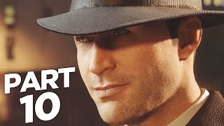 MAFIA DEFINITIVE EDITION Walkthrough Gameplay Part 10 - MANSION (FULL GAME)