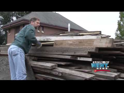 Civil War era prison camp being rebuilt in Elmira