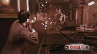 John Woo Presents Stranglehold Xbox 360 Gameplay - Demo
