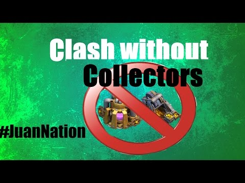 Clash without Collector Episode 11: Trolling Clans, Getting the Clan Castle, Visiting Your Clan!