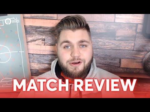 STOP BEING NEGATIVE! | West Bromwich Albion 1-2 Manchester United LIVE REVIEW!