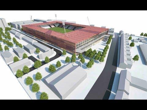 INTERVIEW | St Pats' club president explains new 12,000 seater stadium plans