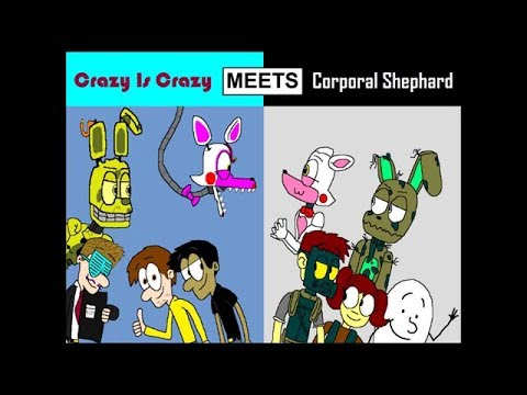 Crazy Is Crazy meets Corporal Shephard (Full)