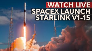 WATCH: SpaceX Starlink Mission Launch atop Falcon 9 rocket booster RECORD seventh flight