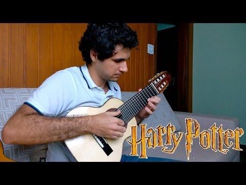 Harry Potter Theme (John Williams) - Fingerstyle Guitar (Marcos Kaiser) #68