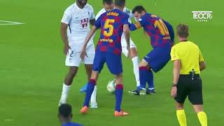 Lionel Messi farewell