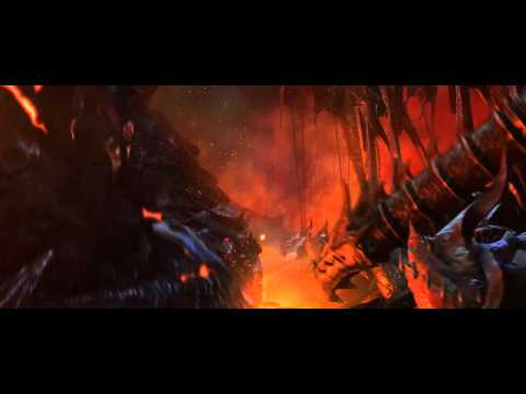 Cinématique d'introduction de World of Warcraft: Cataclysm (FR)