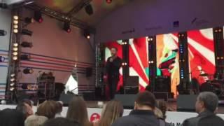 "Brandon Stone - ""Все мое"" -День города. Сцена радио ""Восток FM"""