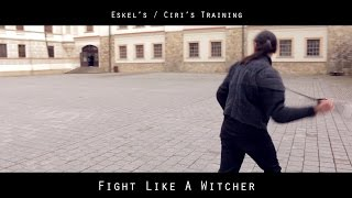 Sword's Path | Fight like a Witcher - Eskel's/Ciri's Training thumbnail