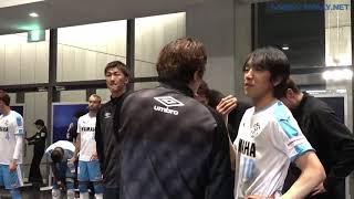 長く日本代表で戦っていたし、非常に仲いいですね!