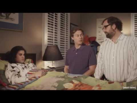 Tim and Eric Tell A Bedtime Story