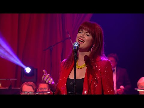 Suzanne Savage And The RTÉ Concert Orchestra Perform 'Dance Me To The End Of Love'