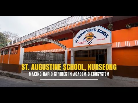 St. Augustine School, Kurseong making rapid strides into the Academic Arena of North Bengal