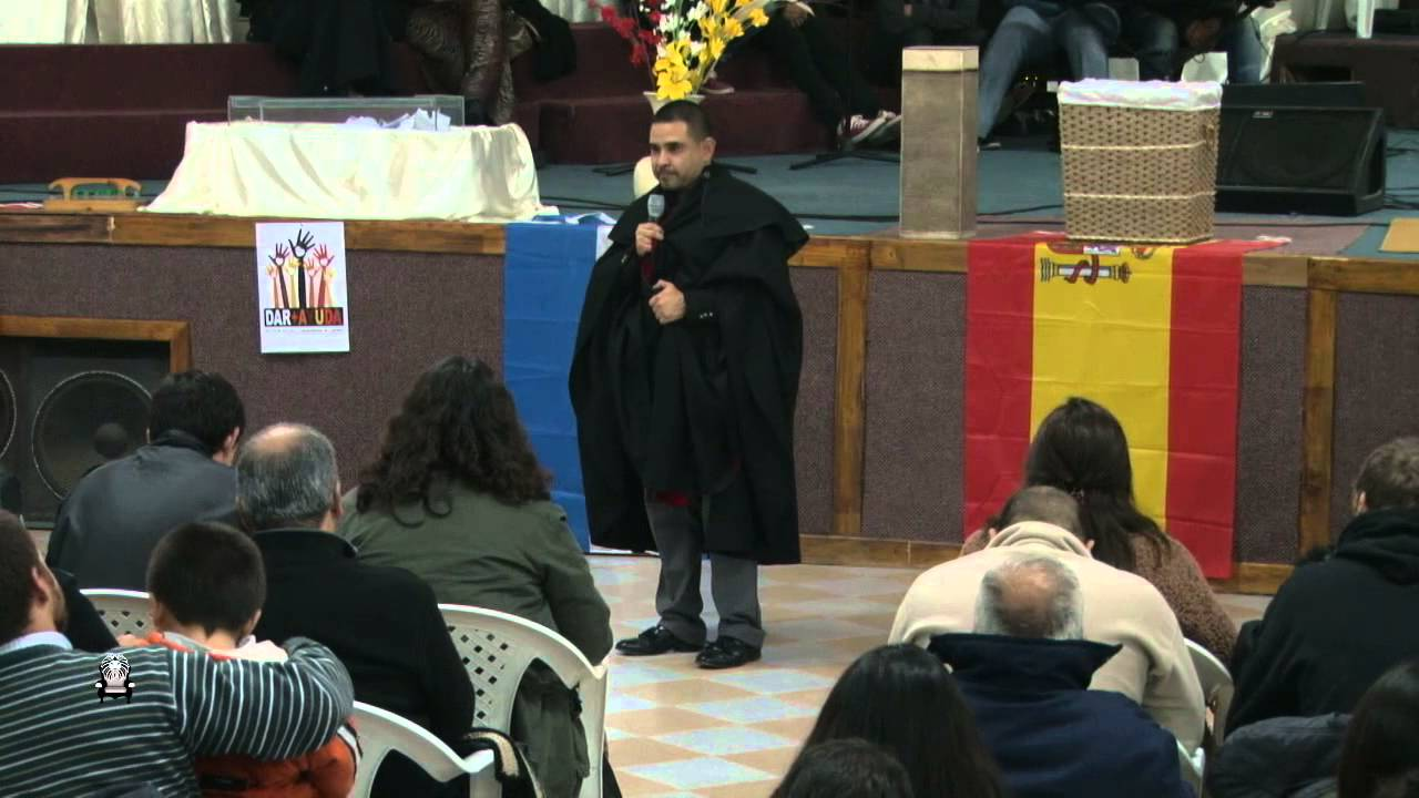 Profeta jaime chavez el espiritu de elias ministerio for Ministerio de inter