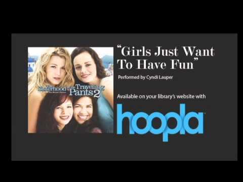 "Girls having FUN--CPPL's ""2015 Summer of Songs"" with Hoopla Digital"