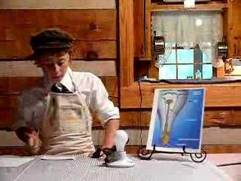 Young Thomas Edison - YouTube