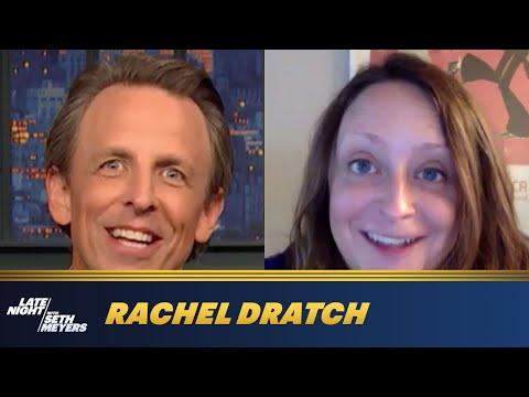 Rachel Dratch's DebbieDownerCharacter