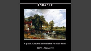 Andante cantabile from String Quartet No. 1 in D Major, Op.11