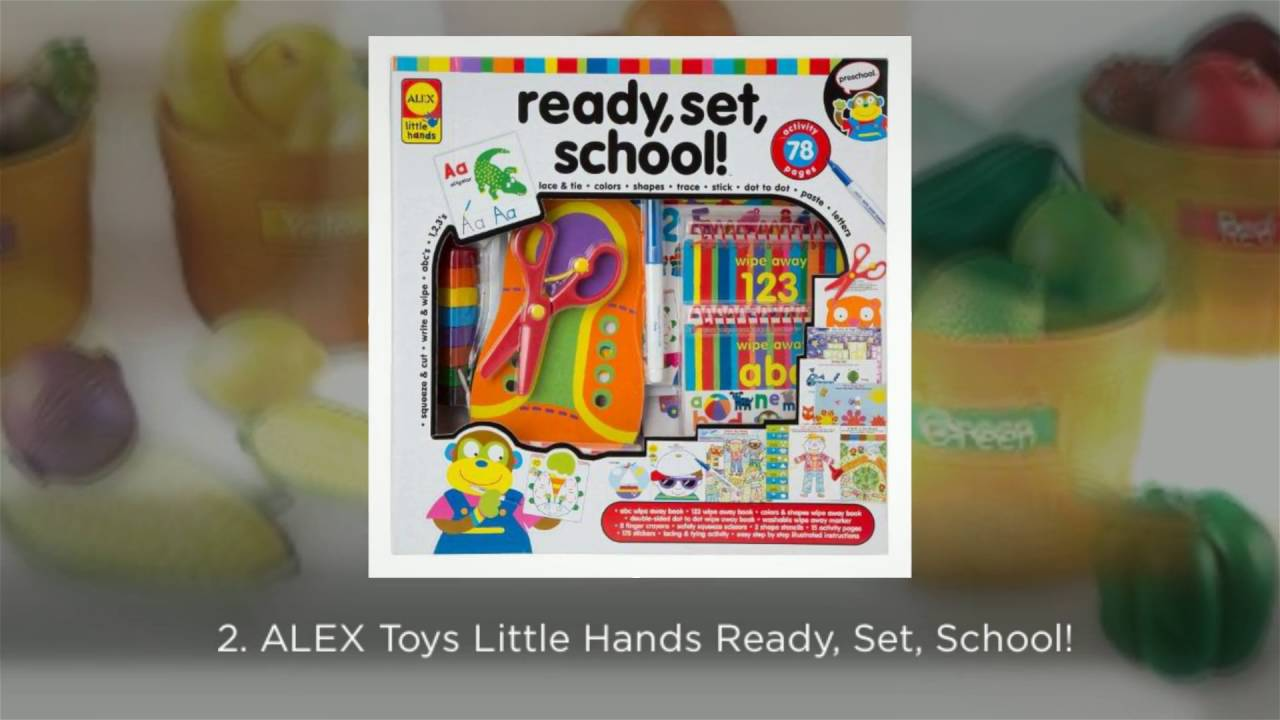 Educational Toys For 4 Years : Best educational toys for year olds summer and fall top