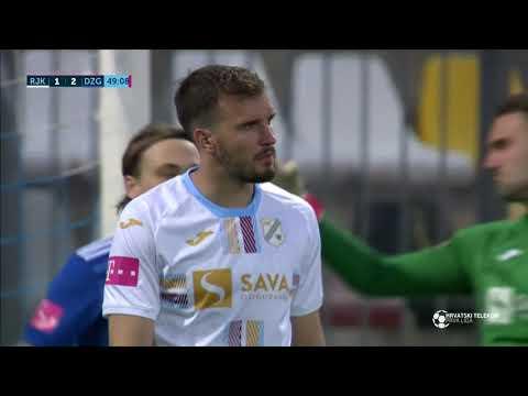 Rijeka Dinamo Zagreb Goals And Highlights