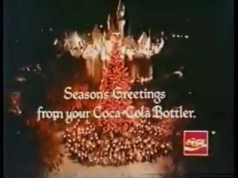 coca cola 1980 christmas commercial - Coca Cola Christmas Commercial