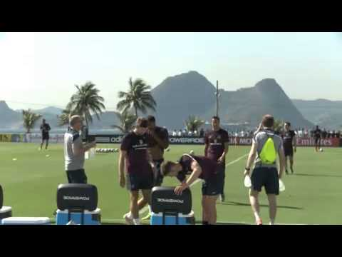 Brasile 2014, Hodgson: Inghilterra più preparata di due anni fa