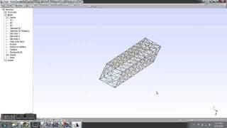 1D, 2D, 3D Integratie Met Gmsh