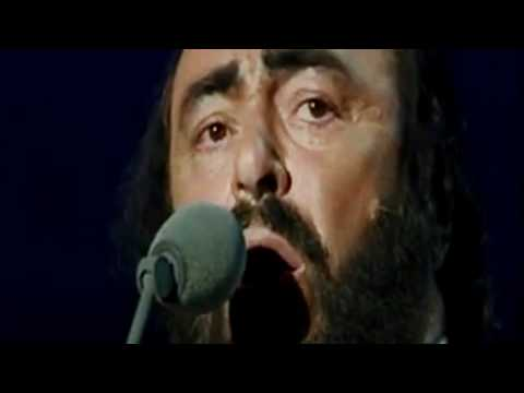 Pavarotti & B.B. King The Thrill Is Gone