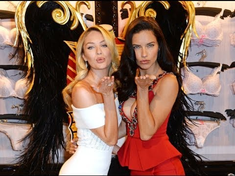 Victorias Secret Fashion Show 2014 in LONDON ft Adriana Lima  MODTV