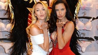 Victoria's Secret Fashion Show 2014 in LONDON ft Adriana Lima | MODTV