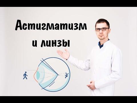 Контактные линзы для астигматизма