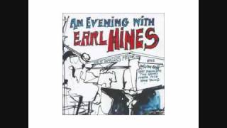 Earl Hines - Boogie Woogie On The St. Louis Blues