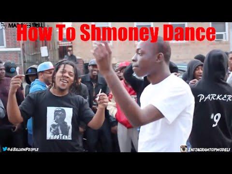 How To Shmoney Dance | @6BillionPeople