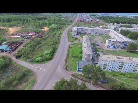 Лесосибирск. 7-ой микрорайон