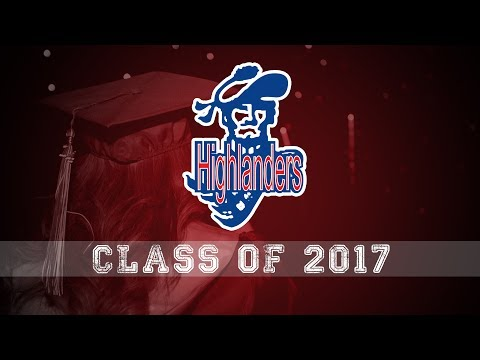 2017 Bel Air High School Graduation Ceremony