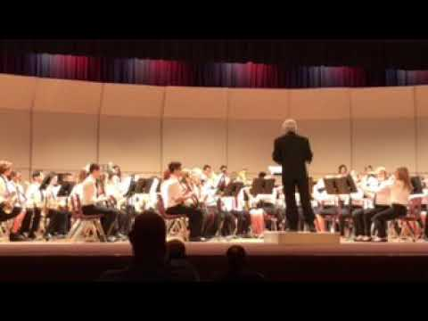 Anchor Bay Middle School North Band Festival: Northface