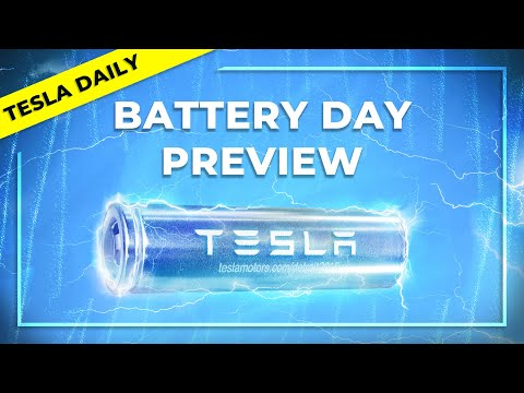 Tesla Battery Day Preview: What to Expect Ahead of Tesla's Battery Day